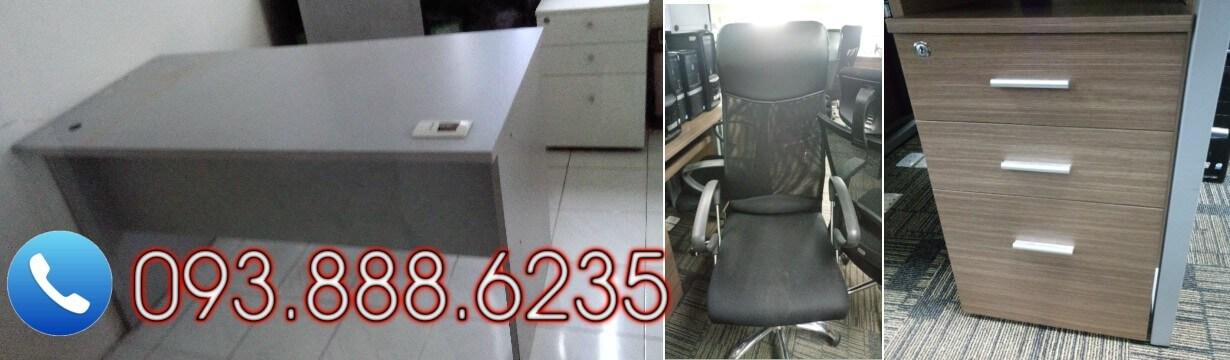 Thu mua bàn - ghế văn phòng