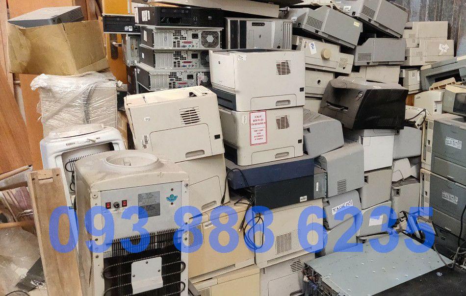 Thu mua thiết bị văn phòng cũ