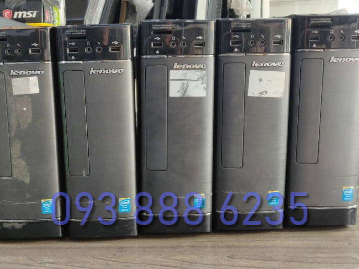 Thu mua máy tính lenovo tại bình dương