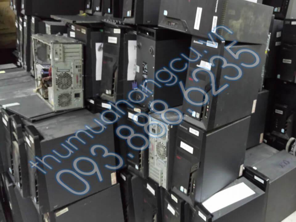 Thu mua máy tính cũ tại ngân hàng ACB