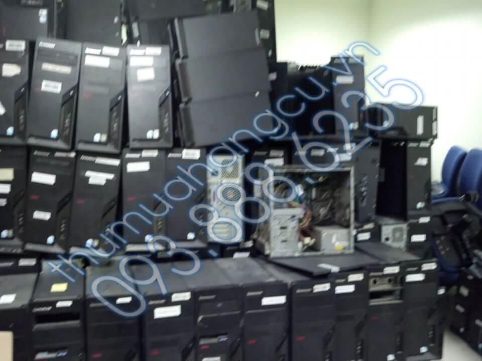 Thu mua máy bộ vi tính cũ tại ngân hàng ACB