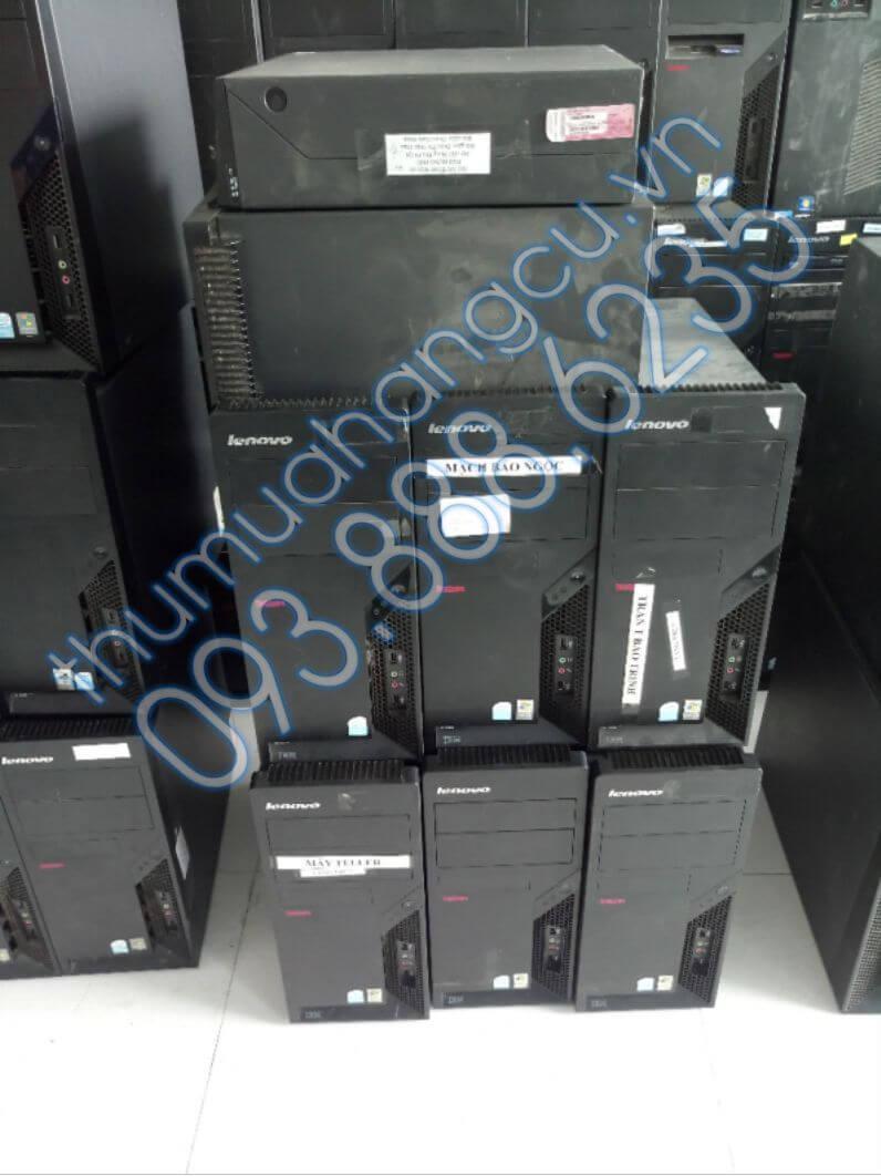 Thu mua máy tính bộ tại ngân hàng ACB