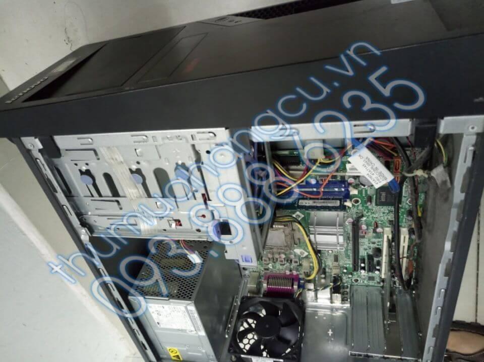 Thu mua máy tính cũ Sacombank