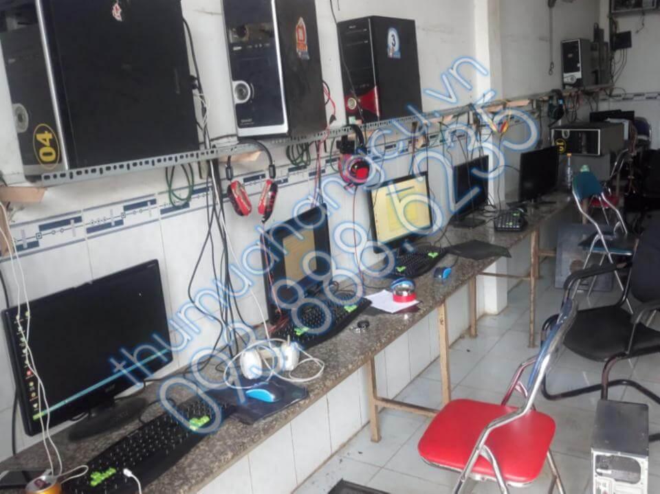 Thanh lý phòng net tại Bà Rịa Vũng Tàu