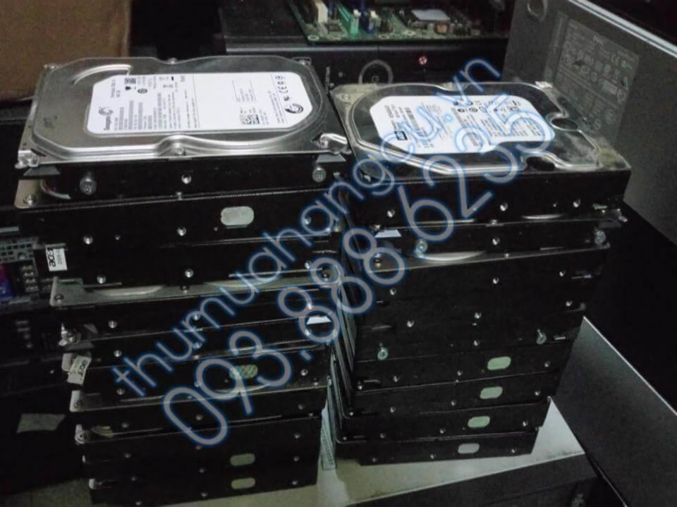 Thu mua ổ cứng HDD PC cũ